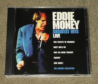 Eddie Money - Greatest Hits Live: The Encore Collection (CD, 1998, BMG Special)