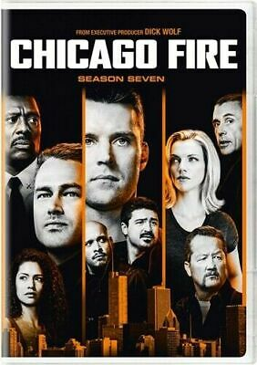 Chicago Fire Complete Season 7 (DVD, 5-Disc Set) New & Sealed