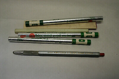 Vintage A.W. Faber Sure Grip 6803 Drafting Lead Pencil Holder with assorted lead