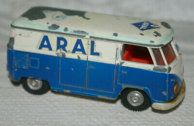 Alter GAMA  ARAL VW-Bus, Made in Germany, 1:43