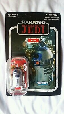 Star Wars Vintage Collection Revenge Of The Jedi R2-D2 VC27 From 2011 SDCC!!!!!!