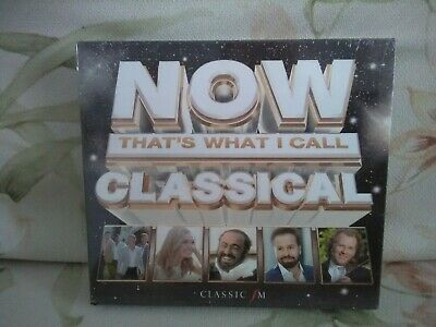 Now That's What I Call Classical - Cd - UK Seller - new - free uk postage