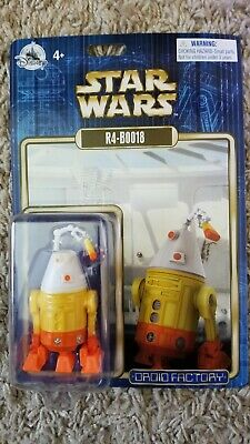 Disney Parks Star Wars Droid Factory Halloween 2018 R4-BOO18 Candy Corn