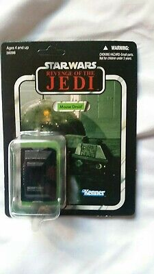 Star Wars Revenge Of The Jedi Mouse Droid Figure VC67 2011 SDCC EXCLUSIVE!!!!!!!