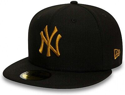New Era - MLB New York Yankees League Established 59Fifty Fitted Cap - Black