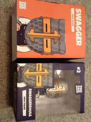 Swagger souls youtooz#2 limited edition vinyl figure.