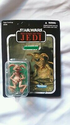Star Wars Revenge Of The Jedi Salacious Crumb Figure VC66 2011 SDCC EXCLUSIVE!!!