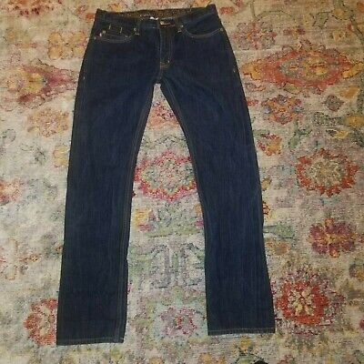 NWOT Billionaires Boys Club Denim Blue Jeans 32x32 (BA109)