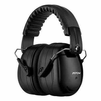 Mpow Noise Reduction Safety Ear Muffs SNR 36dB Hearing Protection For Shooting
