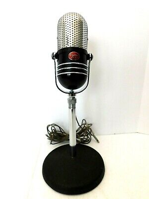 Vintage Argonne 57 Beautiful Art Deco Mid Century Old Antique Radio Microphone