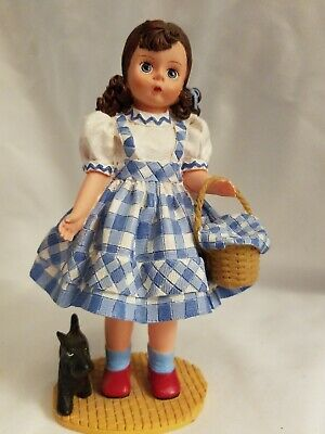 Madame Alexander - 1999 Resin Dorothy and Toto from The Wizard of Oz