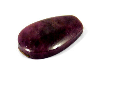13 Cts. 100% Natural Ring Size Ruby Loose Cabochon Gemstone RRM19037