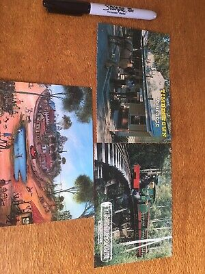 New South Wales Postcards 1980