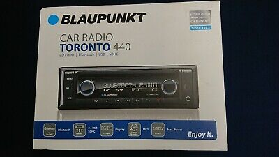 Blaupunkt Toronto 440 brand new and boxed
