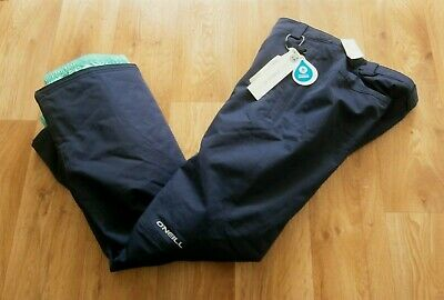 Girls O'Neill 'PG Charm Pants' Ski Trousers. Age:14  Height: 164cm  Navy RRP £77