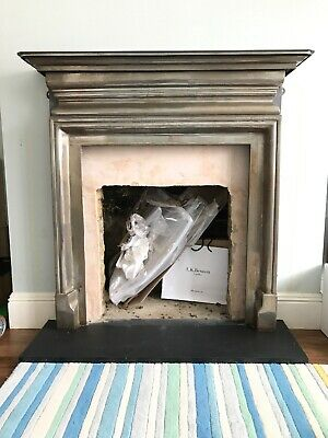 Edwardian Victorian Fireplace Surround Cast Iron Fire Mantelpiece