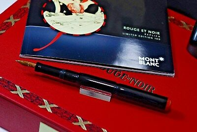 Montblanc Rouge Et Noir Replica Limited Edition 100