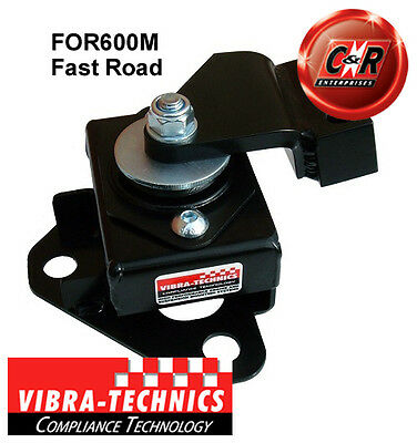 Ford Fiesta ST150 2004 auf Vibra Technics R.hand Motorlager - Fast Road FOR600M