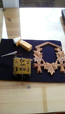 Antique  Cuckoo Clock Movement Parts