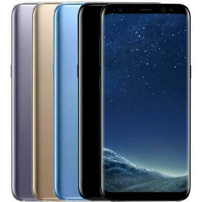 Samsung Galaxy S8 - 64GB - Factory Unlocked; Verizon / AT&T / T-Mobile / Global