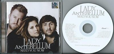 Cd Clearance Sale Lady Antebellum Need You Now Rare Singapore Release Import