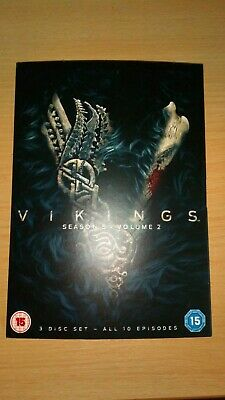Vikings season 5 volume 2 dvd