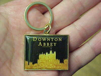 Downton Abbey Promotional Keychain Keyring From Premier Screening Last Night New