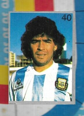 1990 World Cup Football Stickers Argentina