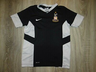 Boys NIKE AFC The Bantams football t-shirt/ sports top size 10-12 years