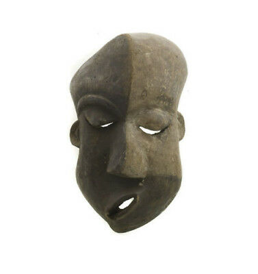 Mask of Invalid Pende Art African Mask DRC 7100