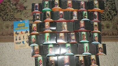 1999 Star Wars Episode  KFC Taco Bell Pizza Hut Toy Set 33 Piece Lot SEALED bags