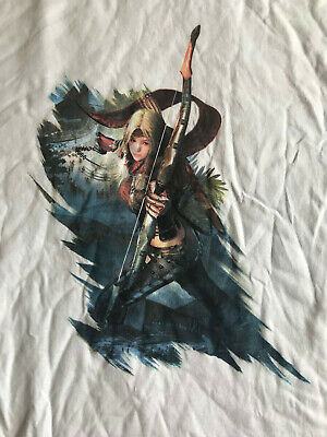 Black Desert Online Day 3 Shirt Size Medium + Snow Wolfdog Pet Code PAX 2019