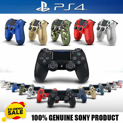 OFFICIAL Sony Playstation 4 Controller V2 Dualshock 4 Wireless PS4 Gamepad PS