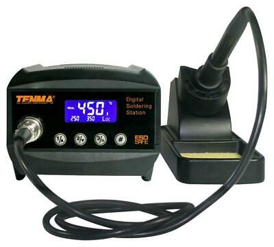 80W Soldering Station with Soldering Iron - TENMA