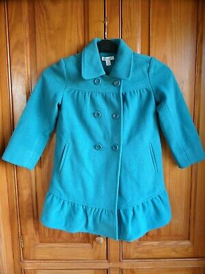 BNWOT Girl's DESIGNER Coat by GARNET HILL From USA Age 6 Fully Lined RRP $150