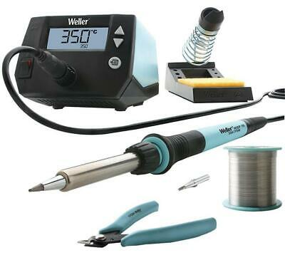 70W 1-Channel Soldering Station Education Kit - WELLER