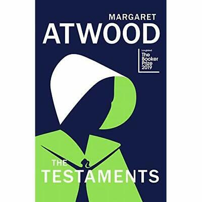 The Testaments: The Sequel to The Handmaid's Tale - Hardback NEW Atwood, Margare