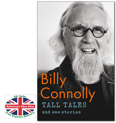 TALL TALES AND WEE STORIES The Best of Billy Connolly HARDCOVER *BRAND NEW*