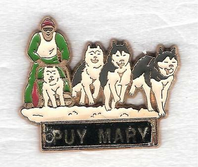 pin's Tourisme France montagne PUY MARY