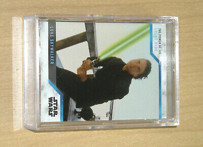2019 Topps Star Wars LIGHT Side online exclusive on demand 25-card base set