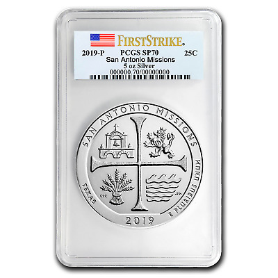 2019-P Silver ATB American Memorial Park - SKU#189830 MP SP-70 PCGS FS
