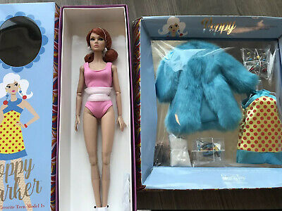 """Poppy Parker """"Keen"""" FW19 W/ Styled Wild Fashions Integrity Toys Style Lab"""