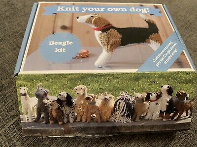 Knit Your Own Dog - Beagle - New