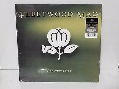 Sealed Fleetwood Mac Greatest Hits Lp Warner Bros Records R1-25801