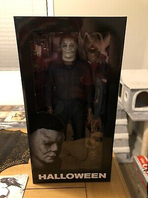 """NECA Halloween 2018 Michael Myers 18"""" Action Figure 1/4 Scale Mint in Box"""