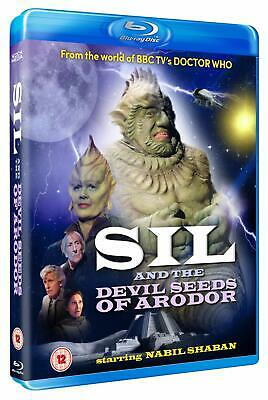 SIL AND THE DEVIL SEEDS OF ARODOR (2019): Doctor Who spin-off  Eu RgFree BLU-RAY