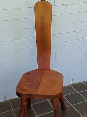 Spinning Wheel Chair to suit  Ashford Elizabeth Spinning Wheel.