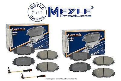 Disc Brake Pad Set-QuickStop Disc Brake Pad Front Wagner ZD965