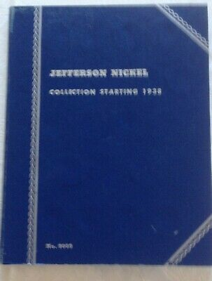 US Coins Jefferson Nickels Collection 1939 to 1961