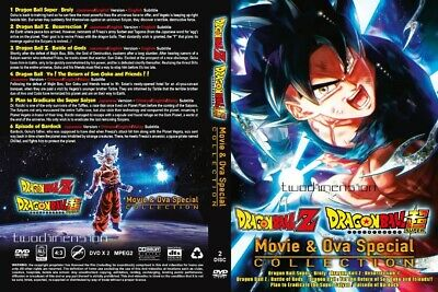 ANIME DVD~Dragon Ball Z&Super~Movie&OVA Special Collection~FREE SHIPPING+GIFT